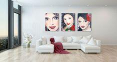 Schilderijen Spaanse Vrouwen