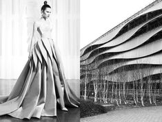 Nicolas Jebran vs Cardiff Bay Car Park Fashion History, Fashion Art, Boho Fashion, Fashion Models, Fashion Show, Couture Mode, Couture Fashion, Bohemian Mode, Boho Chic