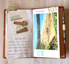 Twine It Up! by Annie's Paper Boutique : Planner Friday - Documenting the Everyday stamp sets #travellersnotebook #travelersnotebook #journal