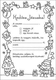 Limitando los regalos: carta a los Reyes ✿ Limiting gifts: letter to Santa Diy And Crafts, Christmas Crafts, Christmas Decorations, Christmas Ornaments, Magical Christmas, Kids Christmas, Diy For Kids, Crafts For Kids, Happy Brithday