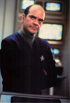 Star Trek Voyager The Doctor Postcard 6X4