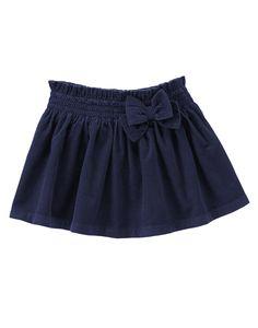 Pull-On Corduroy Skirt at Gymboree (Gymboree 3m-5T)