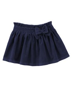 Pull-On Corduroy Skirt at Gymboree (Gymboree 3m-5T)