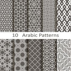 padrão geometrico arabe - Pesquisa Google