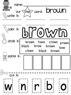 So cute(: and a very cool idea to learn all about different colors!