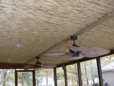 Looking for cheap ideas to finish a garage ceiling for my future sewing room:o)  Approximately $100.00 for the project.