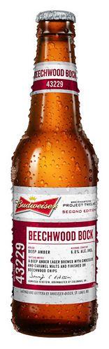 Budweiser Project 12 Beechwood Bock Beer