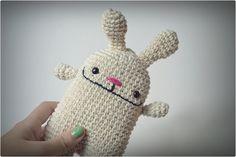 Conejito  Conejito tejido/Knitted little rabbit Amigurumi - Crochet www.facebook.com/Lelejuguetes lelejuguetestejidos@gmail.com