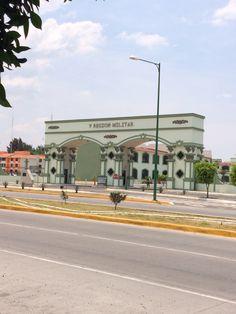 V Región militar, ubicada junto al colegio del aire FAM, Zapopan, Jal.