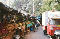 Mumbai Fruit Market | A Brown Table | abrowntable | Flickr