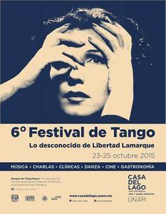 México: La Casa del Lago invita a su 6º Festival de tango