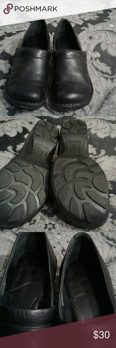Born Excellent condition.. born size 8 True to size Born Shoes