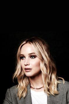 "Jennifer Lawrence portrait for Deadline's ""The Contenders"""