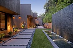 cordell drive garden Whipple Russell architects
