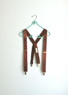 bleached leather suspenders | STATE ($20-50) - Svpply