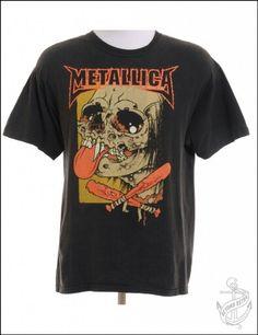 Metallica tshirt