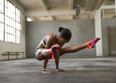 NIKE, Inc. - Get Going With Gabby Douglas's New Nike Training Club Workout
