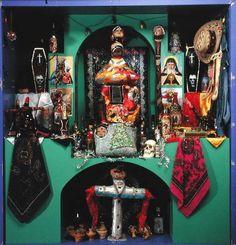 Vodou altar (Horniman Museum - London)