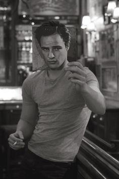 If I were Marlon Brando...