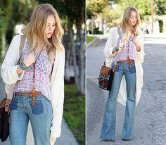 Bohemian Vintage Fashion Inspiration