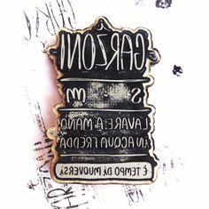 • i Garzoni Clothing • Stamp