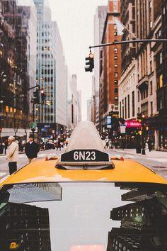 New York city   Yellow cab