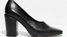 Dhani's Substantial Pumps. For when I don't want to be too dainty. Flight Attendant shoes.