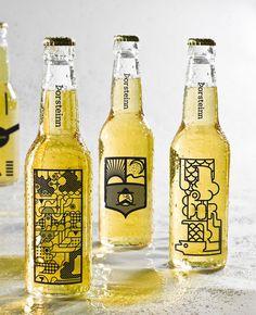 Þorsteinn Beer http://www.ohbeautifulbeer.com/page/18/ #typography #design piano#packaging