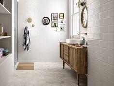 Revêtement de sol/mur en céramique pâte blanche CLAYLINE by MARAZZI