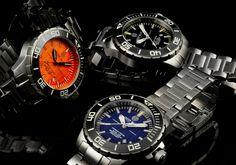 Deep Blue Watches - Daynight Recon T100 Tritium