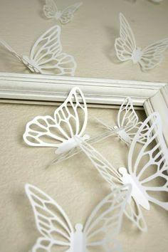 Mariposas para Decorar por todos Lados - Fácil y Sencillo | Fácil y Sencillo