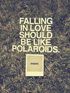 Falling in love should be like the movies a catastrophy of well meaning actions leading to brutal consequences