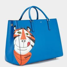 Anya Hindmarch Frosties bag. I love it but it's too rich for my blood.