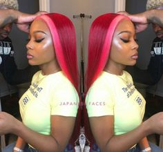 Hair Styles Weave Colour Ideas For 2019 Weave Hairstyles, Straight Hairstyles, Cool Hairstyles, Hairstyle Ideas, Hair Ideas, Cute Hair Colors, Cool Hair Color, Black Girl Hair Colors, Curly Hair Styles