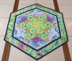 Kaleidoscope Quilt, Print Fabrics, Quilts For Sale, Collaboration, Printing On Fabric, Centerpieces, Environment, Corner, Smoke Free