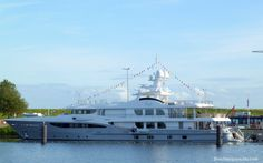 Amels' megayacht Apollo christening | Flickr - Photo Sharing!