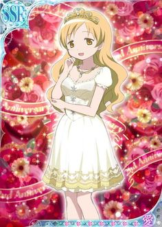Happy 2nd anniversary- Puella magi Madoka magica!