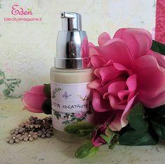 Handmade Hydrating Cream  DIY Recipe Handmade Cosmetics, Homemade Beauty Products, Loving Your Body, Beauty Recipe, Calendula, Diy Skin Care, Natural Oils, Natural Beauty, Diy Makeup