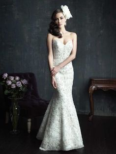Allure Bridals Couture C267  Allure Couture Bridal Best Bridal, Prom, and Pageant gowns in Delaware