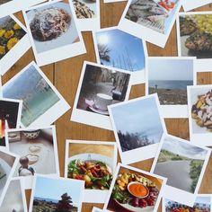 Diesmal sind sehr viele Fotos von verschiedenen selbstgekochten Gerichten dabei die es unbedingt wert sind nochmal aufgetischt zu werden.  Sie kommen als Deko und Inspiration an eine Wand in der Küche. (@golden_freckles ) by lieselottaleben