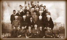 Tatars. Romania Tatars. Dobrogea.