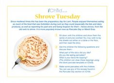 Shrove Tuesday (also known as Pancake Day or Mardi Gras) is celebrated on 21st February and is the day when fat and dairy products are traditionally eaten, before they are forbidden for Lent. Below is our Shrove Tuesday religious festival story.