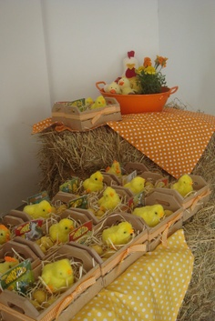 Seriously Cute Farm Party. Could use as Lassie farm party.