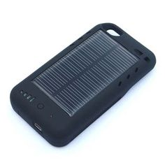 iPhone Solar Charger For iPhone 4 Or iPhone 4S
