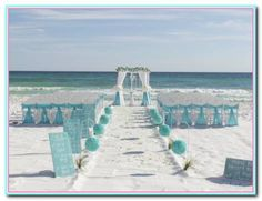 Barefoot Weddings offers affordable Destin Florida beach wedding packages, marriage vow renewals and elopements. Simple, affordable, romantic beach weddings in Destin Florida Beach Wedding Decorations, Beach Wedding Favors, Wedding Vows, Wedding Venues, Destination Wedding, Blue Beach Wedding, Seaside Wedding, Wedding Ideas, Wedding Burgandy
