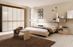Simple Elegant Bedroom Design With an exquisite Simple Elegant Bedroom Design, there's a room for everyone. Looking for inspiration on methods to enhance a Simple Elegant Bedroom Design? Put together to be overwhelmed with fantastic ideas Bedroom Wall Colors, Bedroom Color Schemes, Bedroom Decor, Bedroom Furniture, Bedroom Neutral, Colour Schemes, Spa Bedroom, Color Combinations, Cozy Bedroom