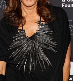 Donna Karan.....  Love this--I guess it could be lethal though!