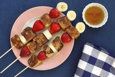 French Toast on a Stick — Punchfork