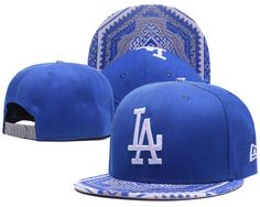 Los Angeles Dodgers Kaleidovize Snapback Hats|only US$6.00 - follow me to pick up couopons.