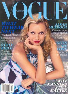 Noni Smith #editorial  #covers #Vogue